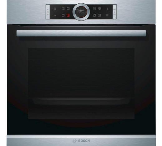 VESTAVNÁ TROUBA - barvy nerez oceli, Basics, kov - Bosch