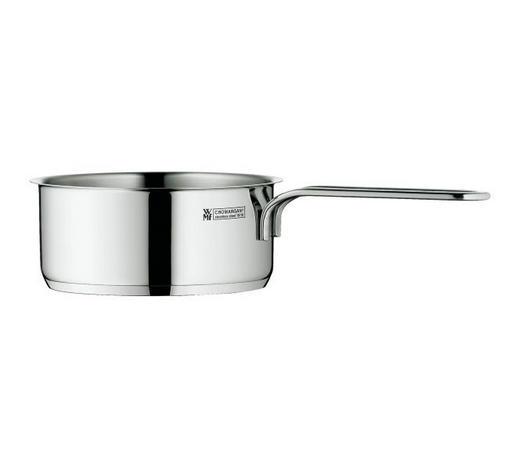 STIELKASSEROLLE  - Edelstahlfarben, Design, Metall (12cm) - WMF