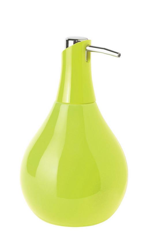 SEIFENSPENDER - Grün, Design, Keramik (10/17.5cm)