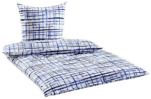 BETTWÄSCHE Renforcé Blau 135/200 cm - Blau, Design, Textil (135/200cm) - Novel