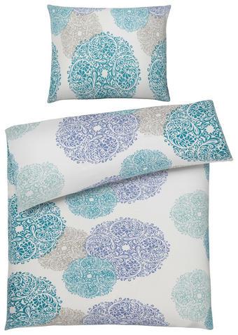 POSTELJINA - plava, Basics, tekstil (140/200cm) - ESPOSA