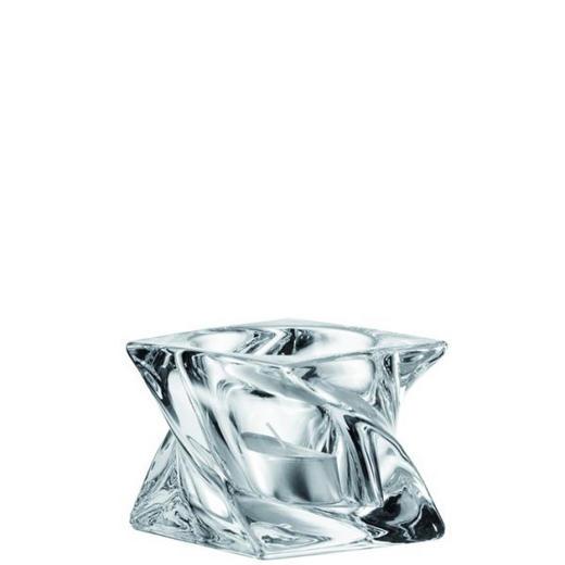 TEELICHTHALTER - Klar, Basics, Glas (9/6.5/9cm) - Leonardo