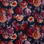 VORHANGSTOFF per lfm Verdunkelung  - Bordeaux/Terra cotta, Trend, Textil (150cm) - Esposa