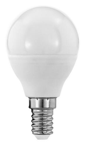 LED - vit, Basics, glas (8,1cm) - Homeware