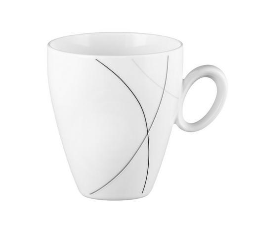 KAFFEEBECHER 300 ml  - Weiß, KONVENTIONELL, Keramik (0,30l) - Seltmann Weiden
