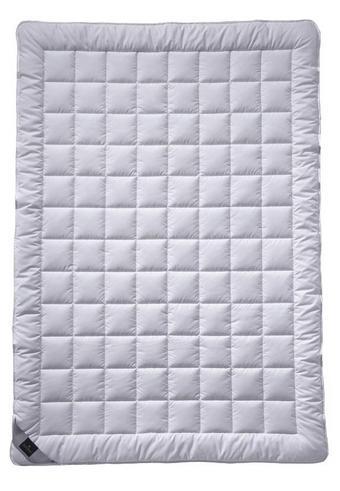 EINZIEHDECKE 140/200 cm - Weiß, Basics, Textil (140/200cm) - Billerbeck