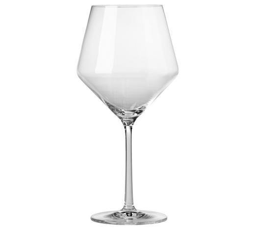 BURGUNDERGLAS - Klar, Design, Glas (  11,4/23,4cm) - Schott Zwiesel