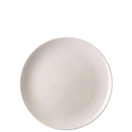 TELLER Keramik Porzellan - Rosa, Basics, Keramik (24cm)