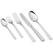 BESTECKSET  60-teilig  Edelstahl - Basics, Metall (37,2/5,7/49,5cm) - ZWILLING