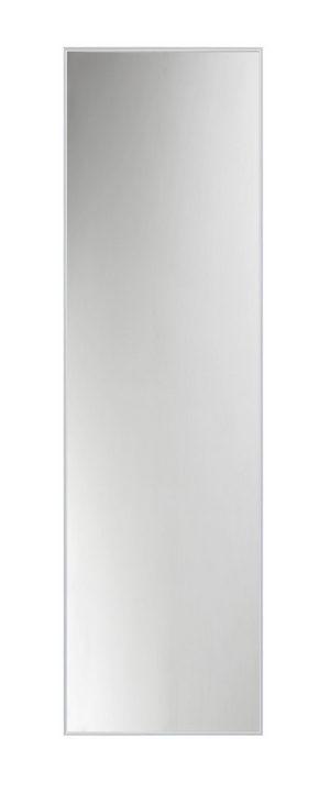 VÄGGSPEGEL - alufärgad/silver, Design, metall/glas (41/141cm)