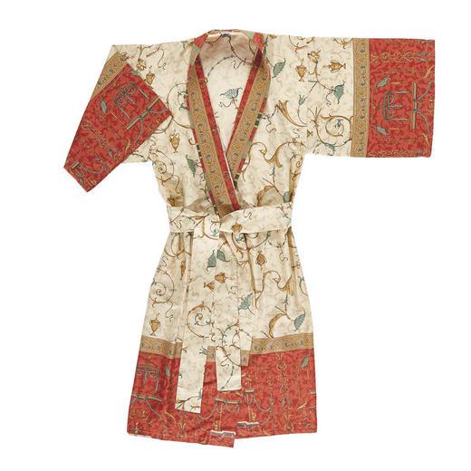 BADEMANTEL  Rot - Rot, Basics, Textil (38-40) - Bassetti