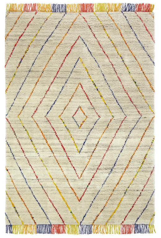 ORIENTTEPPICH 120/180 cm - Naturfarben, Design, Textil (120/180cm) - Esposa