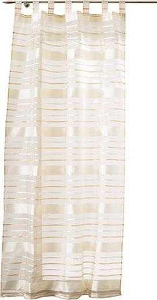 SCHLAUFENSCHAL   145/245 cm - Creme, Basics, Textil (145/245cm) - Novel
