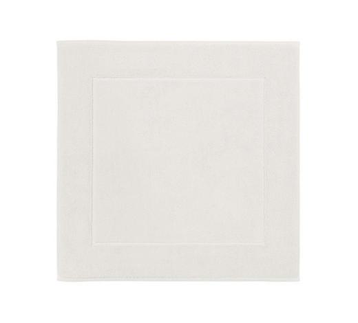 BADEMATTE  Creme  60/60 cm     - Creme, Basics, Textil (60/60cm) - Aquanova
