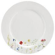 Speiseteller - Multicolor/Weiß, Basics, Keramik (27cm) - Novel