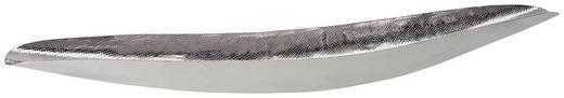 DEKOSCHALE - Silberfarben, Design, Metall (81/13/7cm)