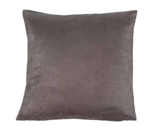 KUDDFODRAL - antracit, Basics, textil (50/50cm) - NOVEL