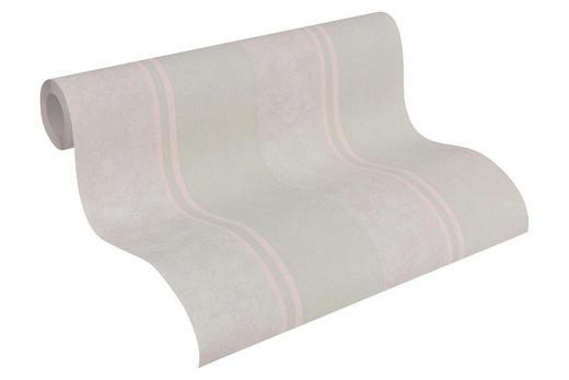 VLIESTAPETE 10,05 m - Beige/Rosa, Design, Textil (53/1005cm)