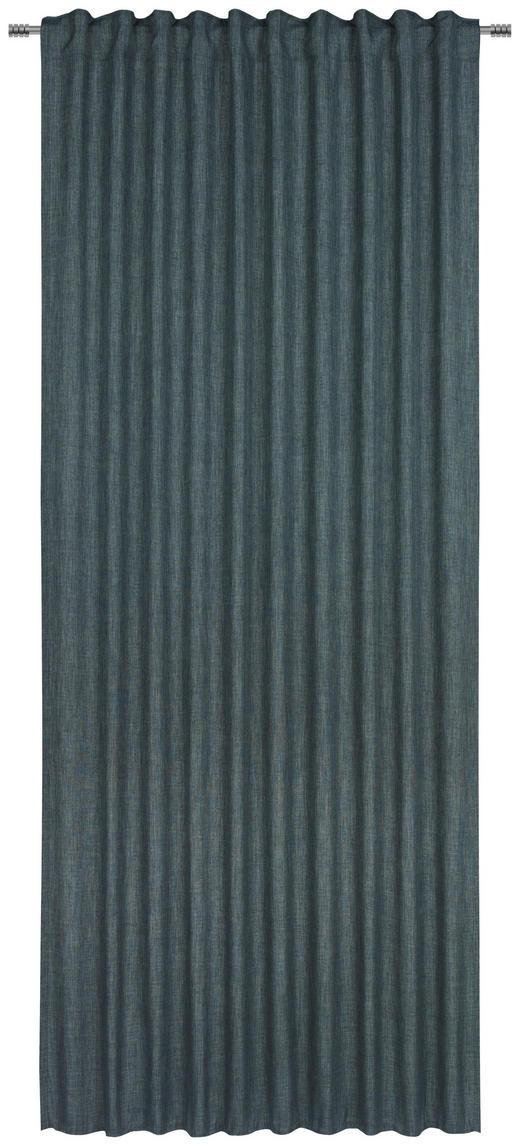 FERTIGVORHANG halbtransparent - Grün, Basics, Textil (140/245cm) - Esposa