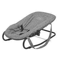 SCHAUKELWIPPE SITSET T3 - Schwarz/Grau, KONVENTIONELL, Kunststoff/Textil (73/45,5/30,5cm)