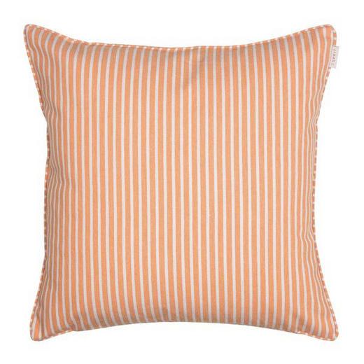 KISSENHÜLLE Orange 45/45 cm - Orange, Textil (45/45cm) - Esprit