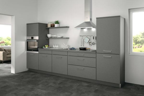 Hervorragend Küchenblock Ohne E Geräte Spüle, Soft Close System   Grau, Design