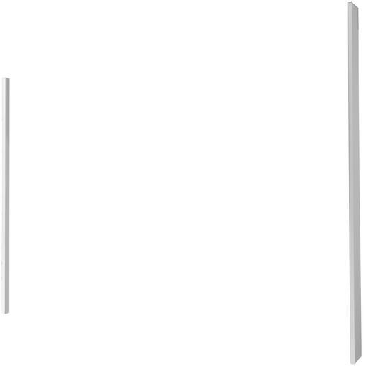 PASSEPARTOUTRAHMEN 6/236/12 cm Weiß - Weiß, Design (6/236/12cm) - Carryhome