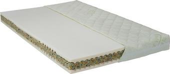 MATRACE - světle zelená, textil (140/200cm) - SLEEPTEX