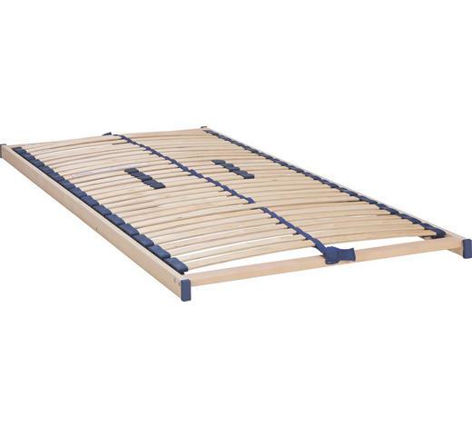 ROŠT, 140/200 cm - barvy buku/barvy břízy, Basics, dřevo/umělá hmota (140/200cm) - Sleeptex