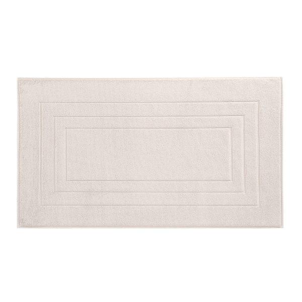 BADEMATTE in Hellgrau 67/120 cm - Hellgrau, Basics, Textil (67/120cm) - VOSSEN