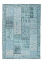 FLACHWEBETEPPICH  200/200 cm  Türkis - Türkis, Basics, Textil (200/200cm) - Esposa