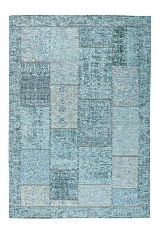 FLACHWEBETEPPICH  240/330 cm  Türkis - Türkis, Basics, Textil (240/330cm) - Novel