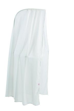STOKKE SLEEPI SÄNGHIMMEL - vit, Basics, textil (1cm) - Stokke