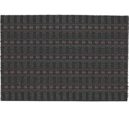 FUßMATTE 40/60 cm  - Weinrot, KONVENTIONELL, Textil (40/60cm) - Esposa