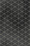 WEBTEPPICH  160/225 cm  Dunkelgrau - Dunkelgrau, Design, Textil (160/225cm) - Boxxx