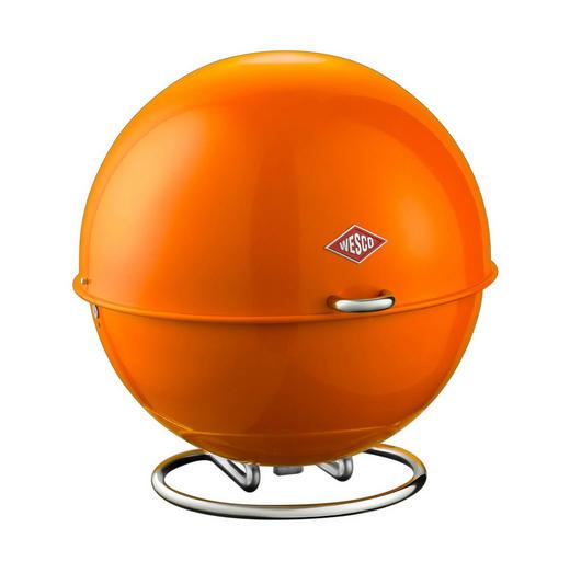 AUFBEWAHRUNGSBOX - Orange, Basics, Metall (26/26/26cm) - WESCO