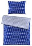 BETTWÄSCHE 140/200 cm - Blau, Design, Textil (140/200cm) - Novel