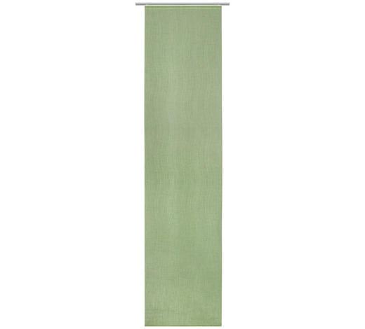 ZÁVĚS PLOŠNÝ, 60/255 cm - zelená, Design, textil (60/255cm) - Novel
