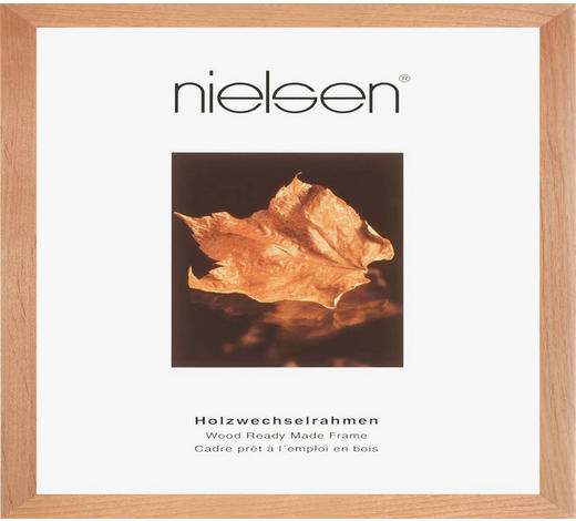 BILDERRAHMEN  Birkefarben - Birkefarben, Basics, Holz (40/40cm) - Nielsen