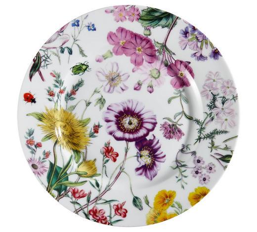 DESSERTTELLER 20,3 cm  - Multicolor, Basics, Keramik (20,3cm) - Landscape