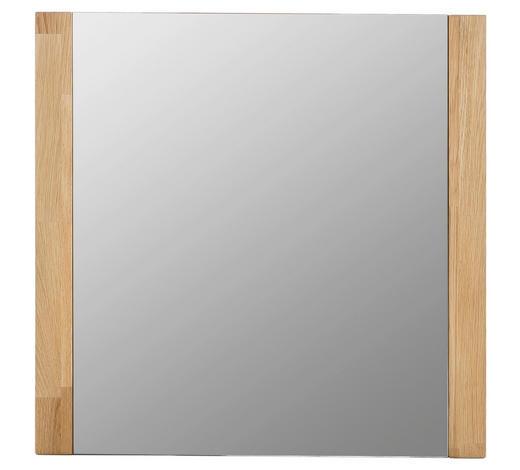 SPIEGEL 66/65/4 cm  - Eichefarben, KONVENTIONELL, Glas/Holz (66/65/4cm) - Landscape