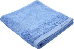 DUSCHHANDDUK - blå, Natur, textil (70/140cm) - Bio:Vio