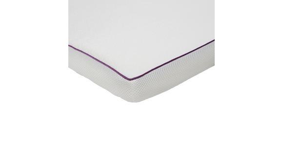 TOPPER  - Weiß, Basics, Textil (160/200cm) - Sleeptex