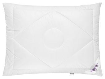 POLŠTÁŘ - bílá, Basics, textil (70/90cm) - Sleeptex