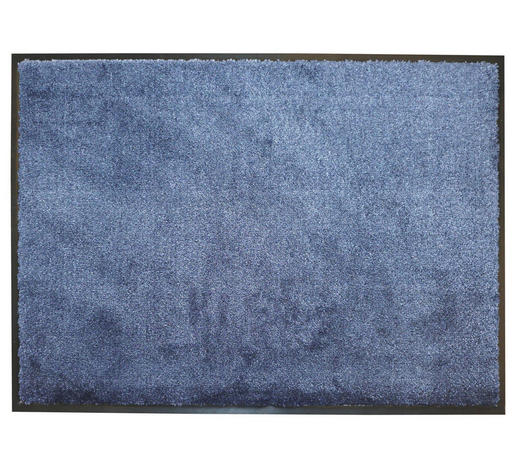 FUßMATTE 50/70 cm  - Dunkelblau, KONVENTIONELL, Textil (50/70cm) - Schöner Wohnen