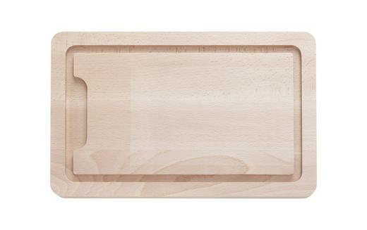 KRÁJECÍ PRKÉNKO - přírodní barvy, Basics, dřevo (32/21/1.8cm) - Homeware