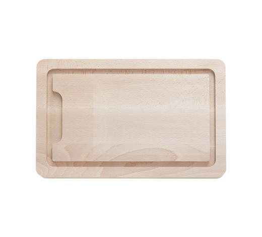 SCHNEIDEBRETT - Naturfarben, Basics, Holz (32/21/1.8cm) - Homeware