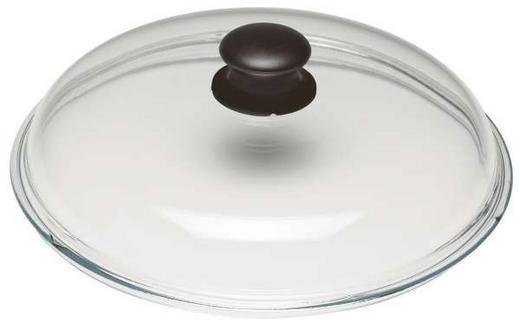 DECKEL  24 cm - Klar, Basics, Glas (24cm) - Ballarini