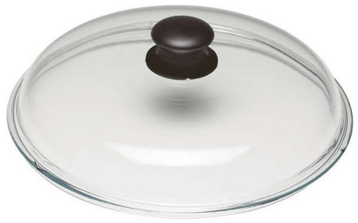 DECKEL  28 cm - Klar, Glas (28cm) - BALLARINI