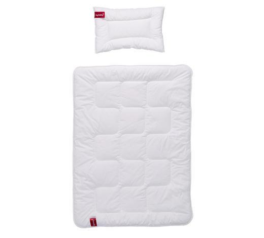 SADA DO DĚTSKÉ POSTÝLKY - bílá, Basics, textilie (100/135cm) - My Baby Lou